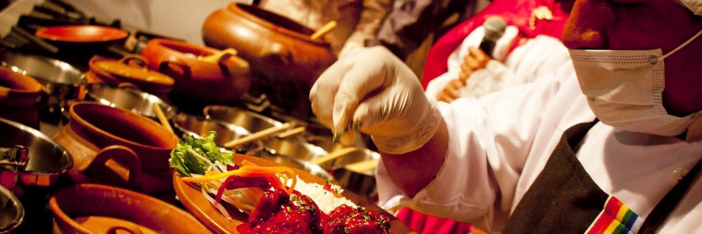 Turismo gastronómico 2014
