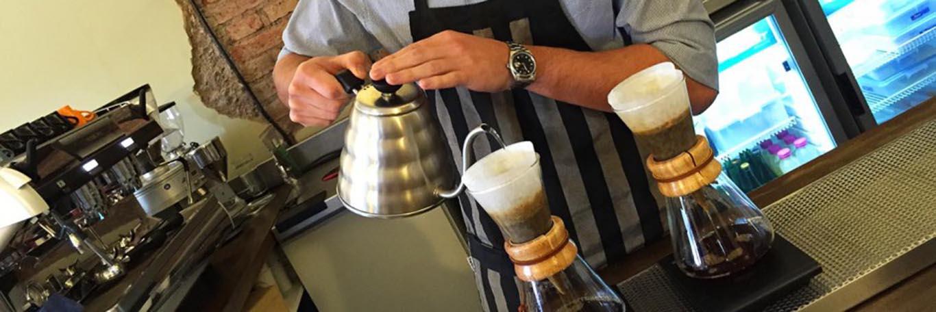 Café, pero del bueno